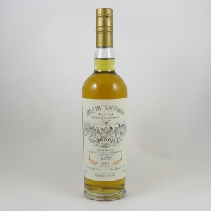 Port Charlotte 2002 Royal Mile Whiskies 12 Year Old Rum Cask front