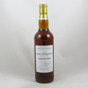 Port Charlotte 2002 7 Year Old Smith Reserve Front