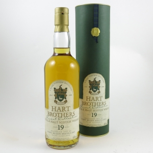 Port Ellen 1977 Hart Brothers 19 Year Old front