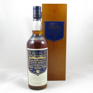 Royal Lochnagar Selected Reserve front