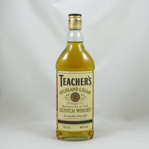 Teacher's Highland Cream front