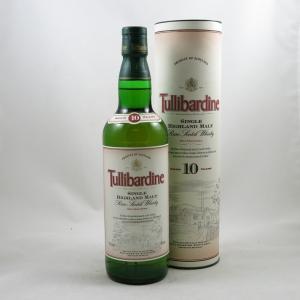Tullibardine 10 Year Old (Old Style) front