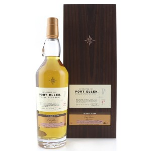 Port Ellen 1981 Casks of Distinction 37 Year Old #1297 / Bottle No.5