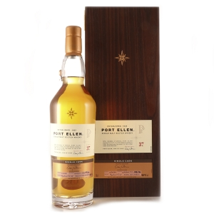 Port Ellen 1981 Casks of Distinction 37 Year Old #1297