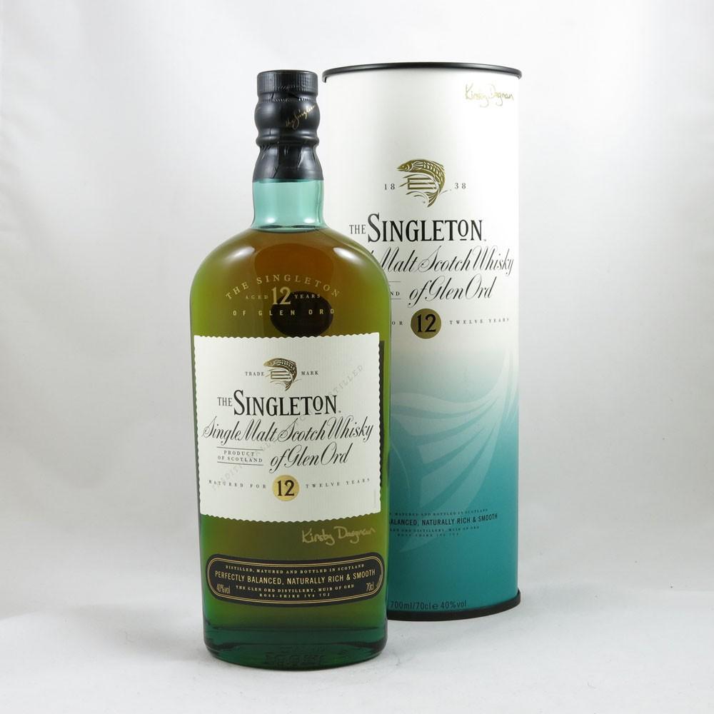 SINGLETON Of Glen Ord 12 Year Old Sherry Cask | Whisky.my