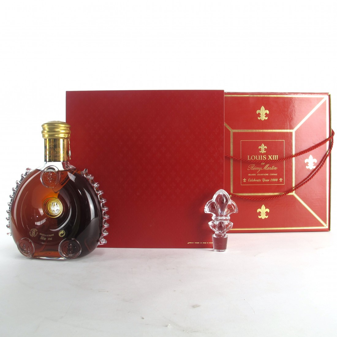 Remy Martin Louis Xiii Cognac Celebrate Year 2000 Edition Whisky Auctioneer
