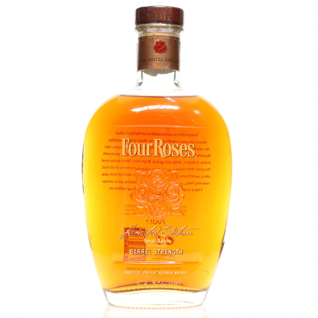 Four Roses Small Batch Limited Edition 2017 Release | Whisky Auctioneer