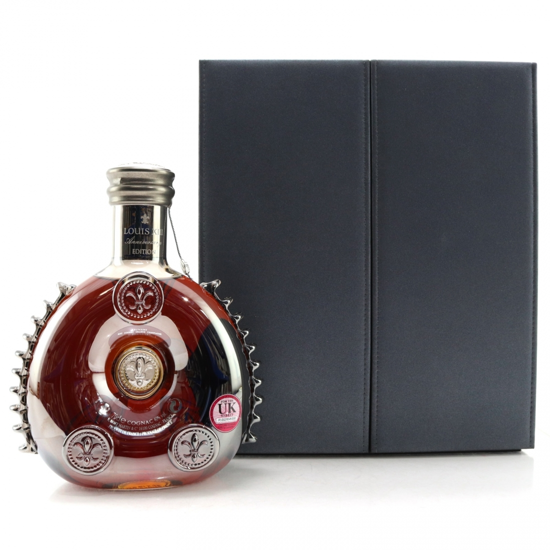 Remy Martin Louis Xiii Black Pearl Cognac Anniversary Edition Whisky Auctioneer