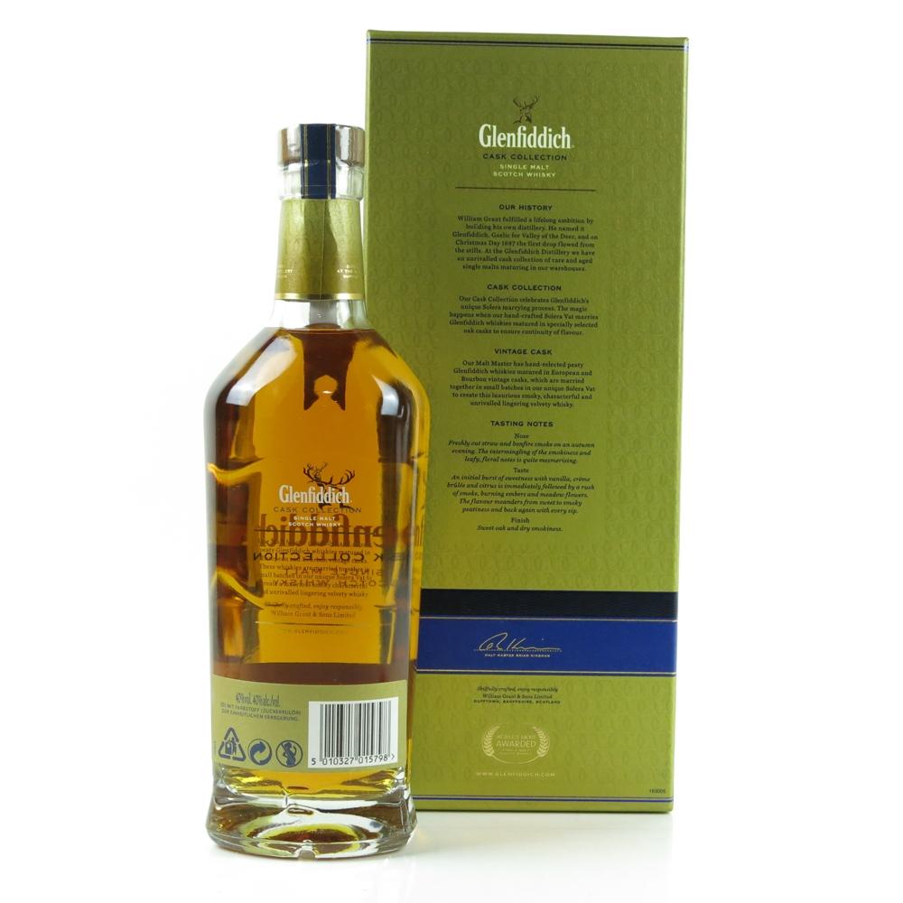 Glenfiddich Vintage Cask Single Malt Whisky - SodaMonk