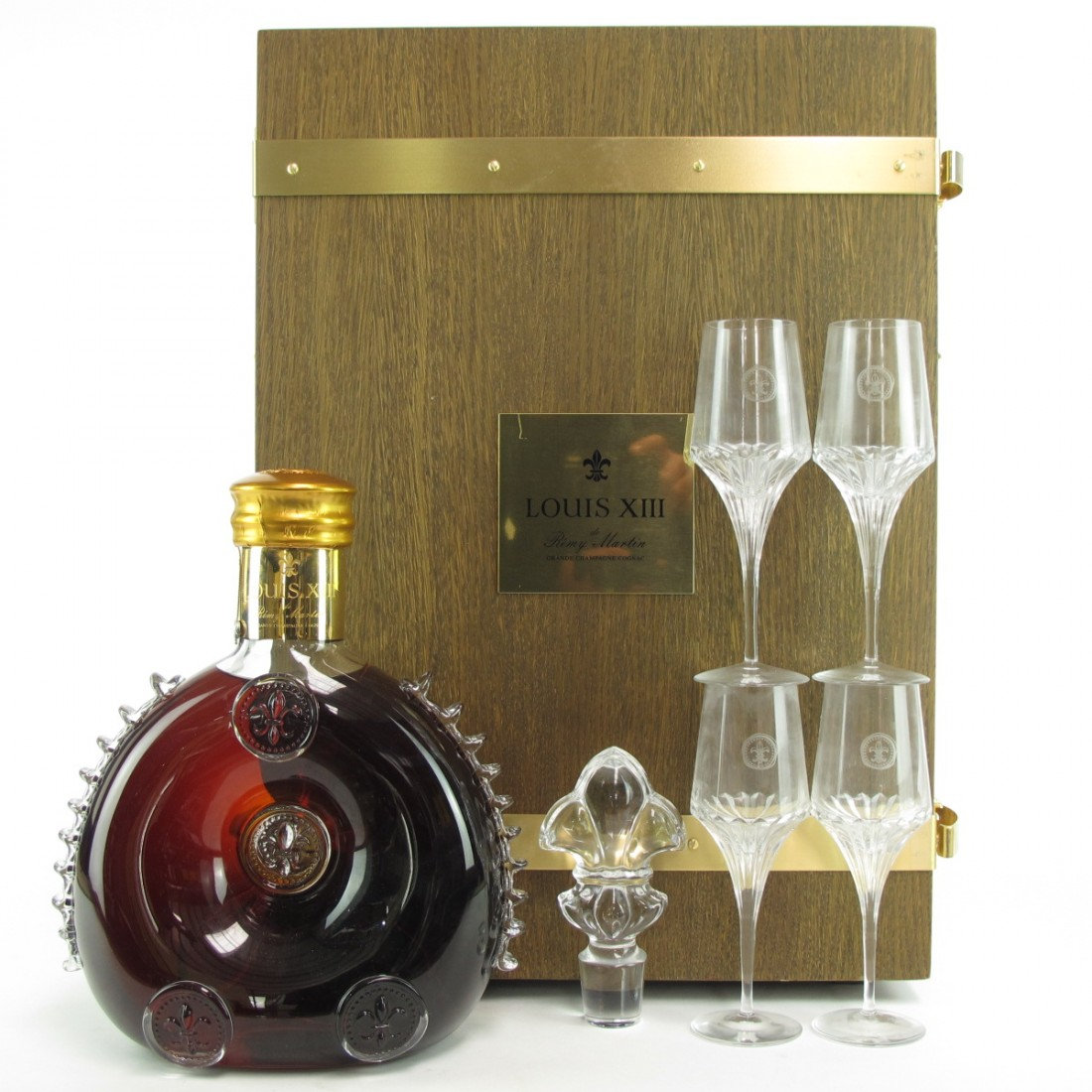 Remy Martin Louis Xiii Cognac Tres Vieille 3 Litre Whisky Auctioneer