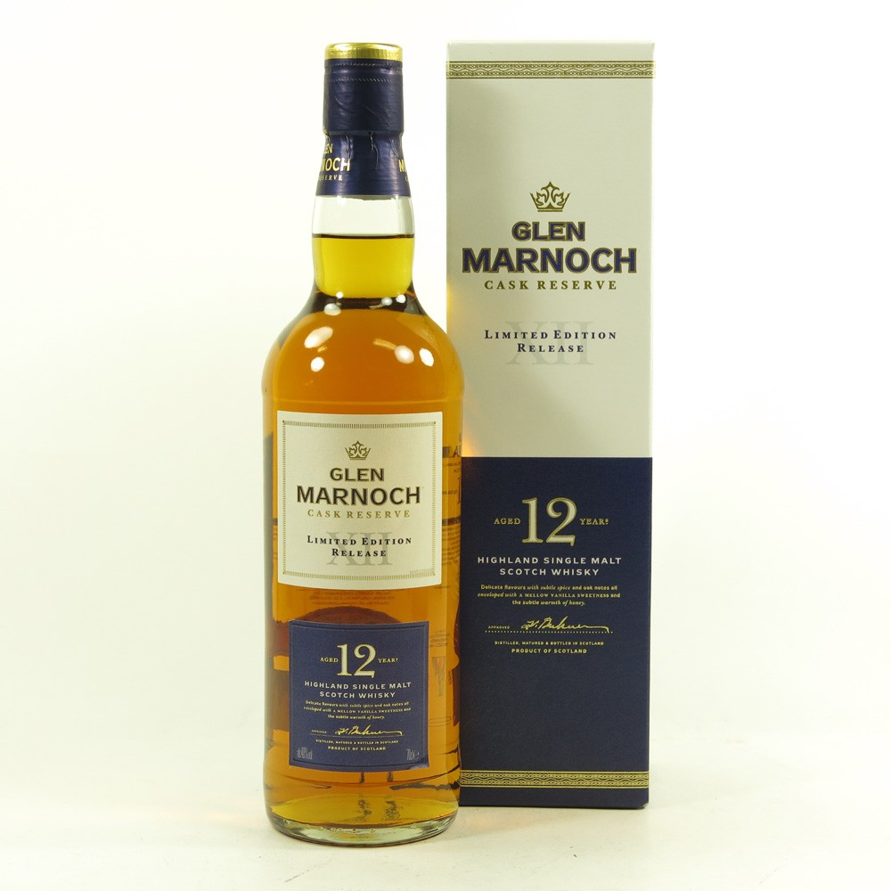 Glen Marnoch 12 Year Old Limited Edition | Whisky Auctioneer
