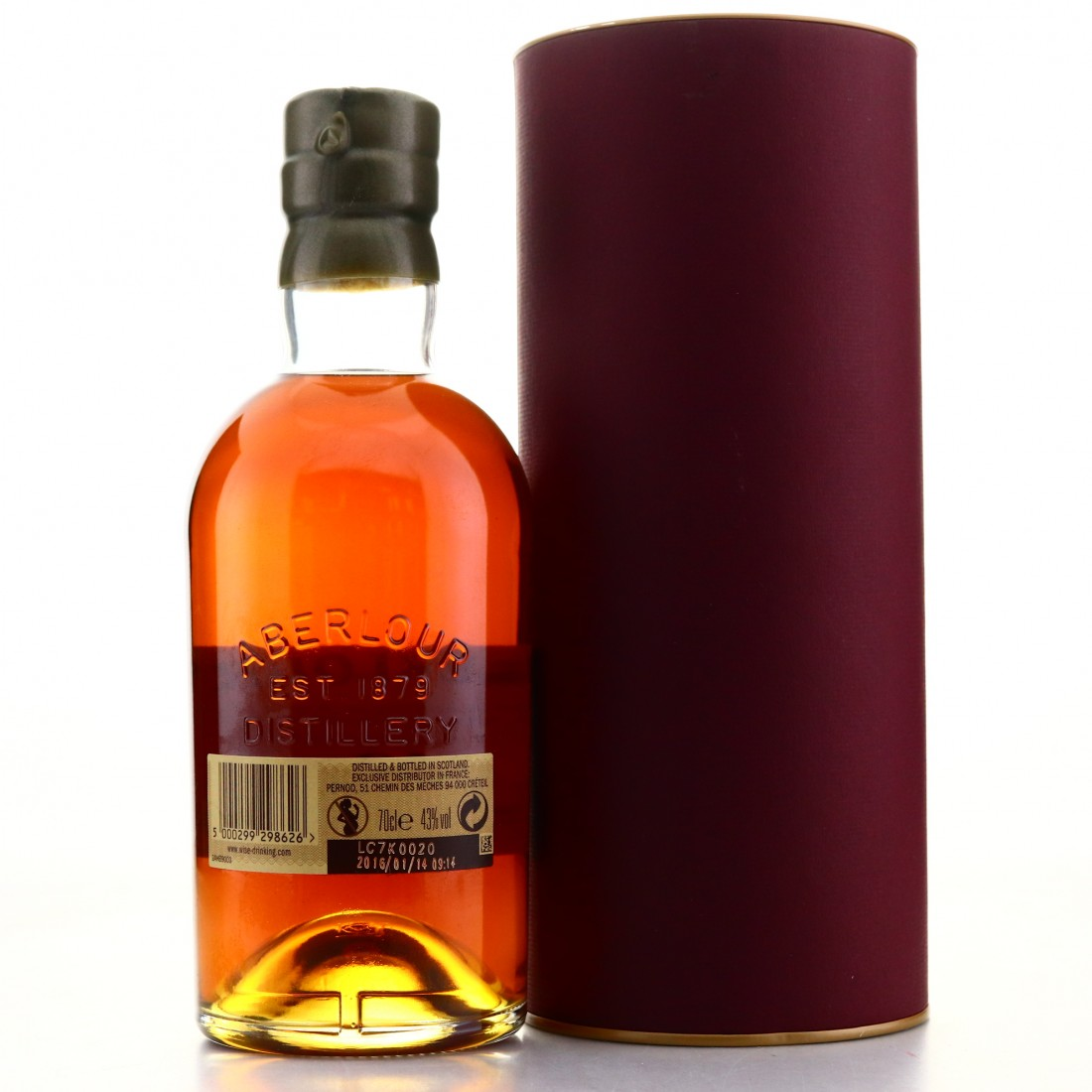 Aberlour 13 Year Old Single Sherry Cask #3972 | Whisky