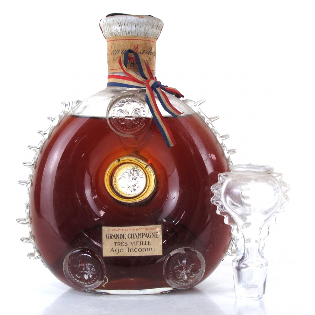 Remy Martin Louis Xiii Cognac Tres Vieille 1962 Whisky Auctioneer