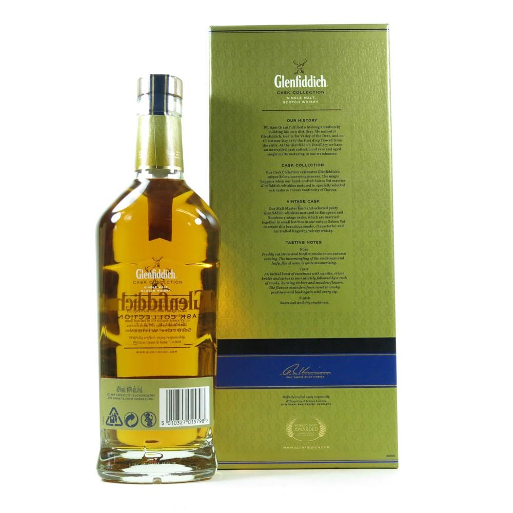 Glenfiddich Vintage Cask Peaty Single Malt | Whisky Auctioneer
